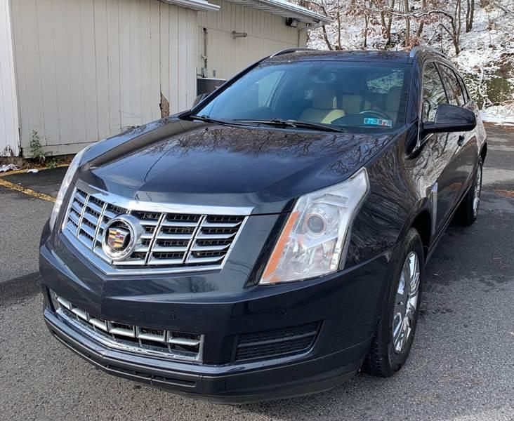 2014 Cadallic SRX AWD LUXURY COLLECTION SUV
