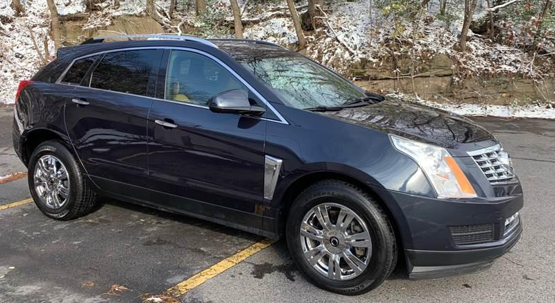 2014 CADILLAC SRX AWD LUXURY COLLECTION SUV