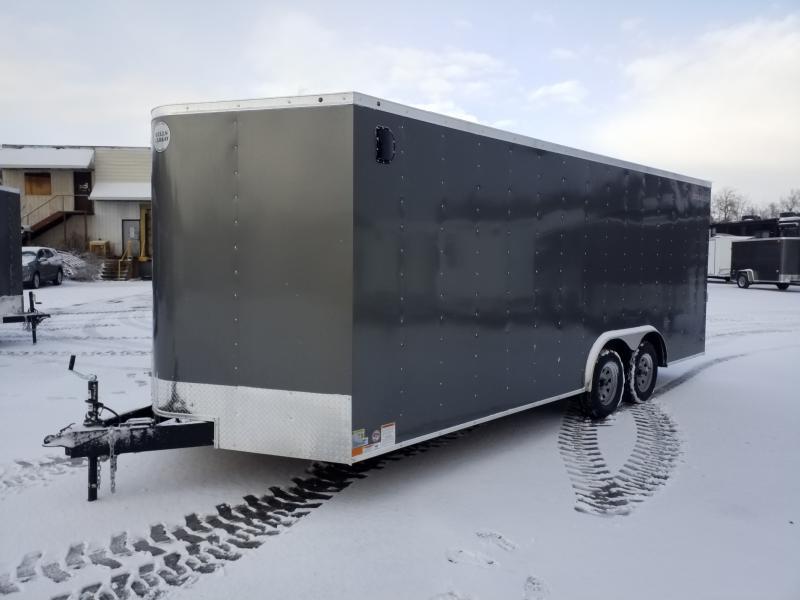 2020 Wells Cargo FT 8.5X20 7K Car / Racing Trailer