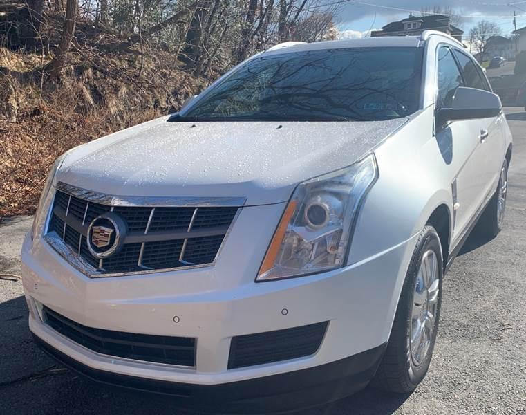 2011 Cadillac SRX AWD LUXURY COLLECTION SUV