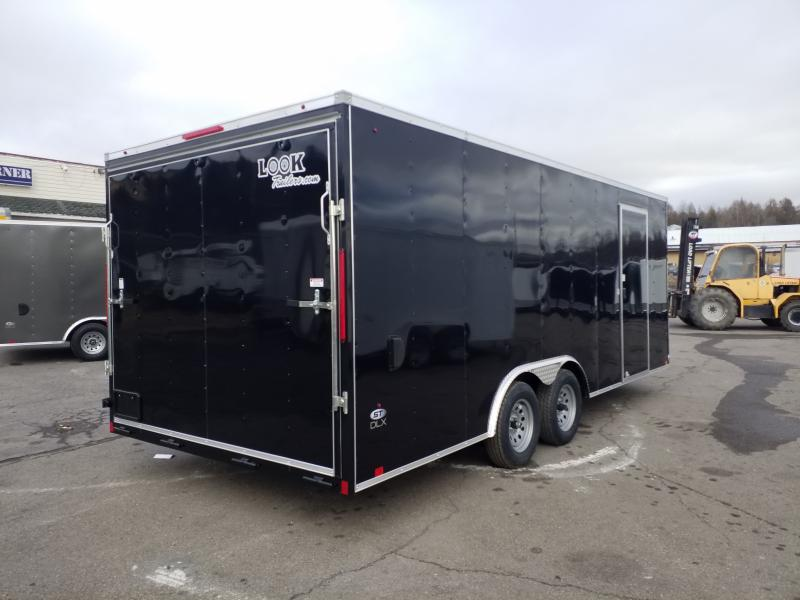 2020 Look Trailers ST 8.5X20 7K DLX Car / Racing Trailer