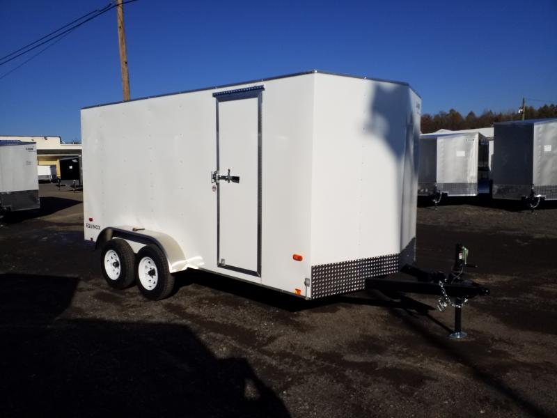 2020 Look Trailers EQUINOX 7X14 RAMP DOOR Enclosed Cargo Trailer