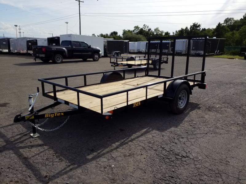 2020 Big Tex Trailers 35ES-12 77X12 Utility Trailer