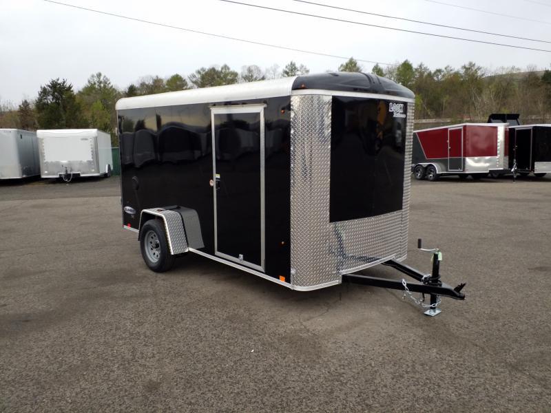 2020 Look Trailers ERLC 6X12 RAMP DOOR Enclosed Cargo Trailer