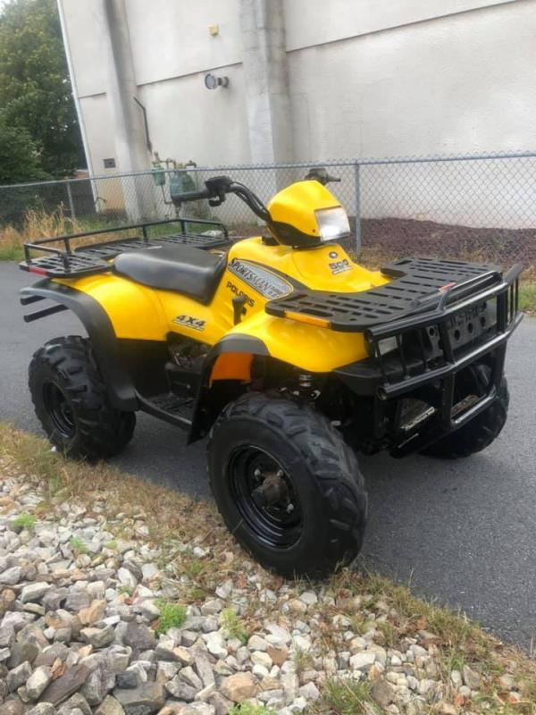 2001 Polaris SPORTSMAN 500HO Truck