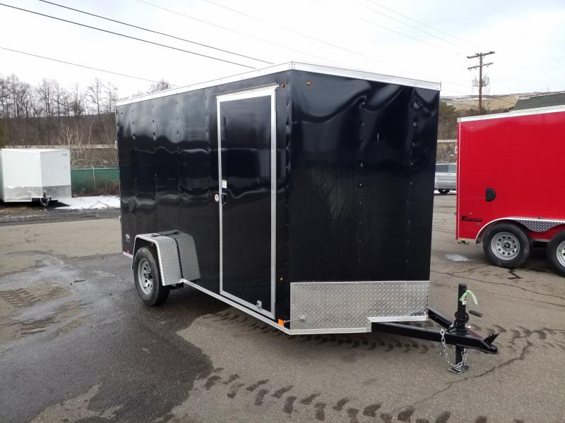 2020 Look Trailers STLC 6X12 RAMP-JACKS Enclosed Cargo Trailer