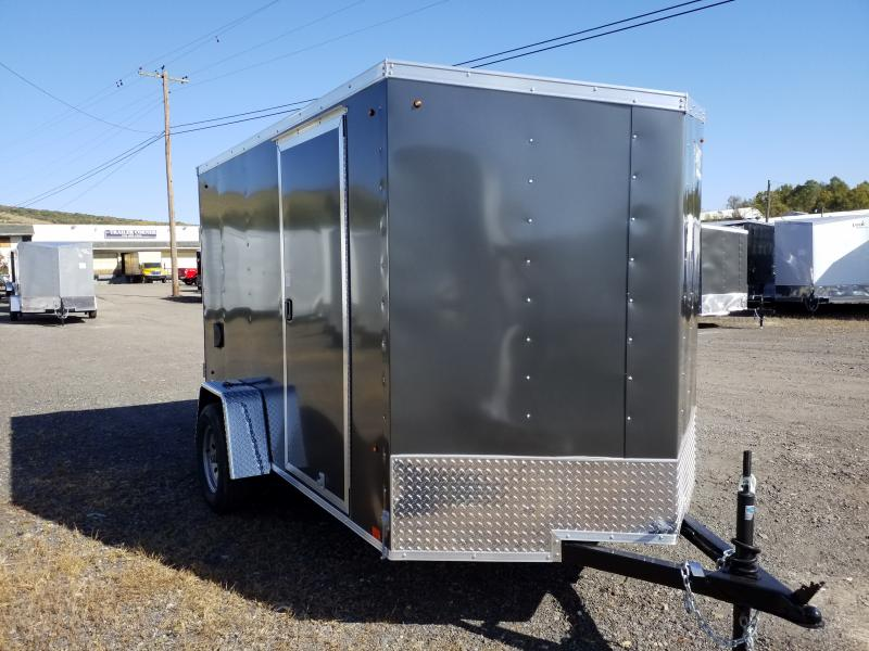 2020 Look Trailers STLC 6X10 RAMP DOOR Enclosed Cargo Trailer