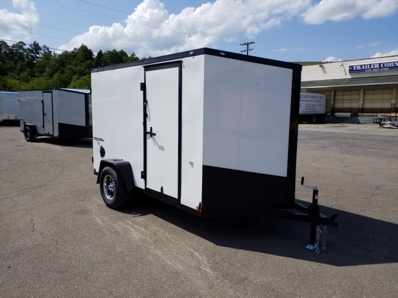 2020 Formula TRIUMPH 6X10 BLACK OUT Enclosed Cargo Trailer