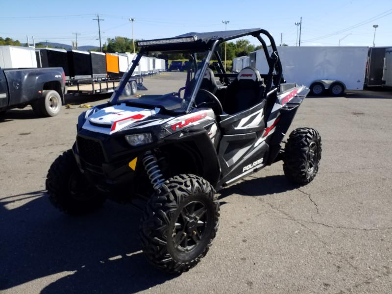 2016 Polaris RZR 1000 TURBO Truck