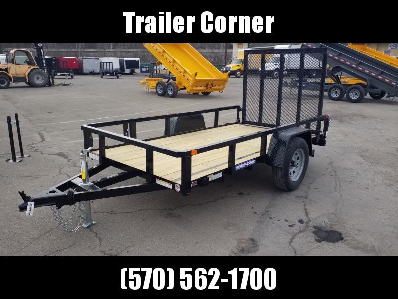 2020 Sure-Trac 5X10 TUPE TOP Utility Trailer