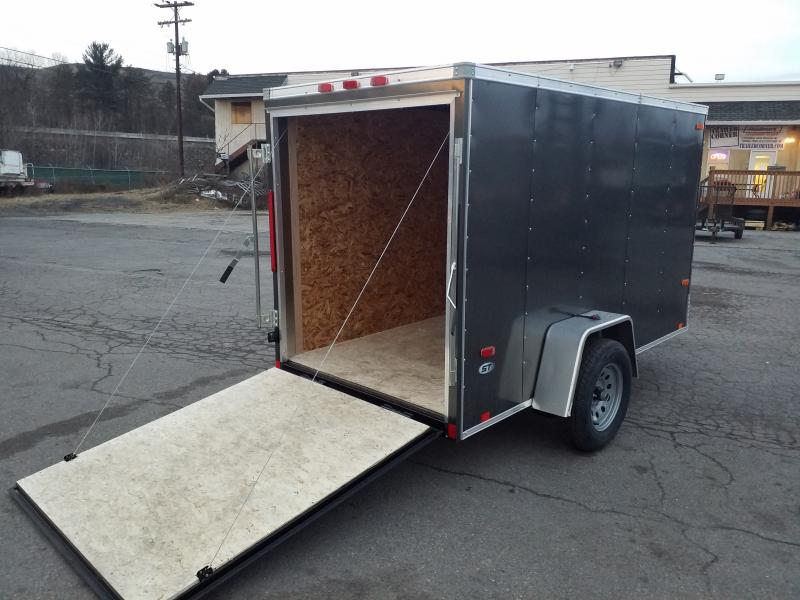 2020 Look Trailers STLC 5X10 RAMP DOOR Enclosed Cargo Trailer