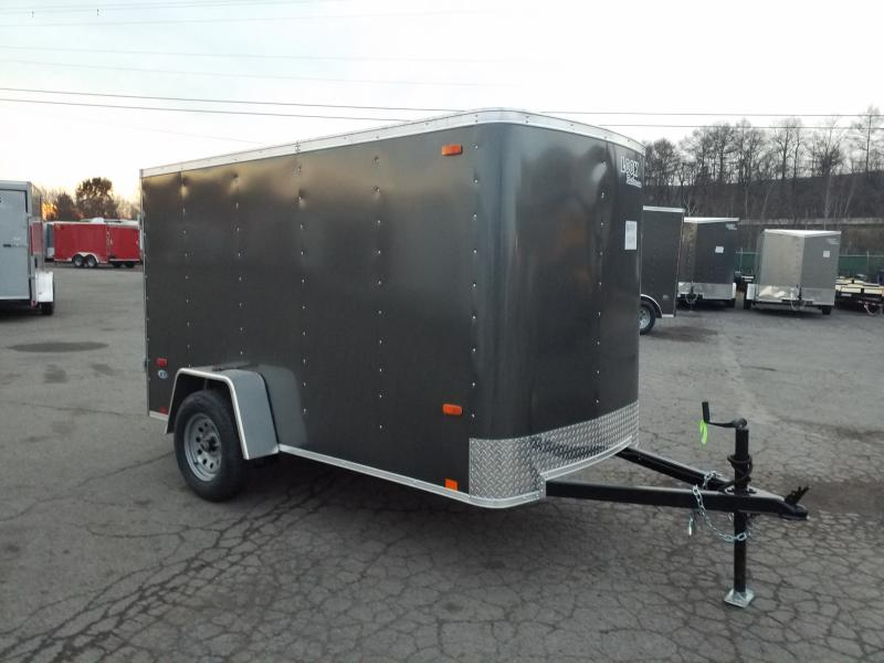 2020 Look Trailers STLC 5X10 RAMP DOOR Enclosed Cargo Trailer