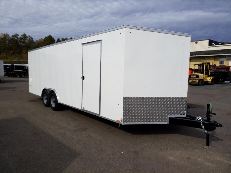2020 Look Trailers ST 8.5X24 DLX 10K Car / Racing Trailer