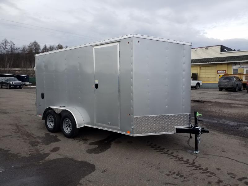 2021 Look Trailers STLC 7X14 EXTRA HEIGHT BARN DOOR  Enclosed Cargo Trailer