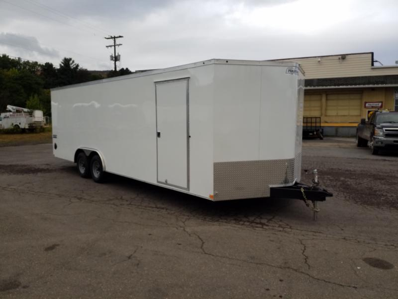 2020 Haulmark TSTV 8.5X24 10K ESCAPE DOOR Car / Racing Trailer