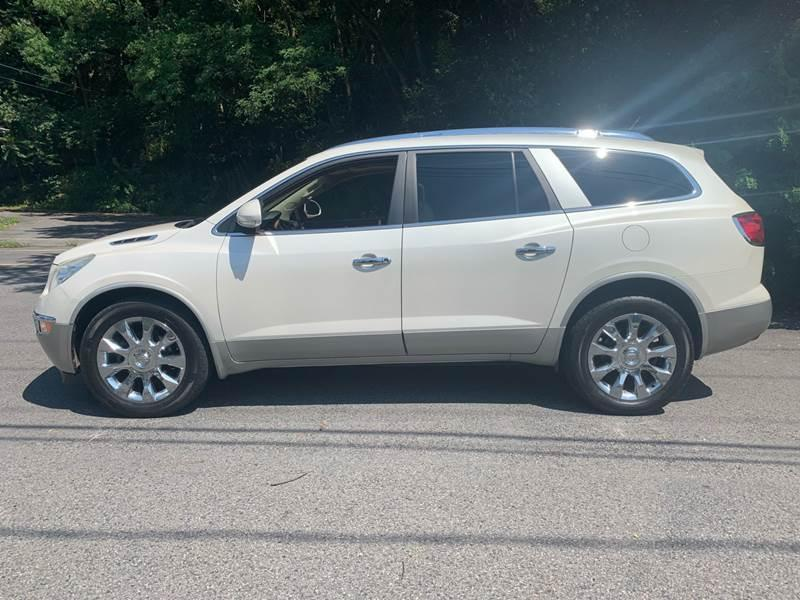 2011 Buick ENCLAVE AWD CXL-2 CROSSOVER SUV