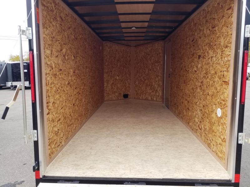 2020 Look Trailers STLC 7X16 UTV HEIGHT Enclosed Cargo Trailer