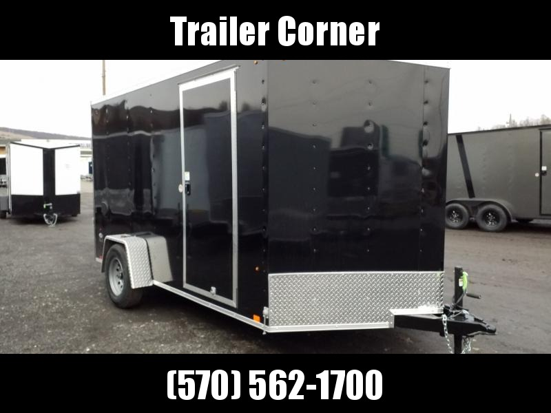 2021 Look Trailers STLC 7X12 EXTRA HEIGHT Enclosed Cargo Trailer