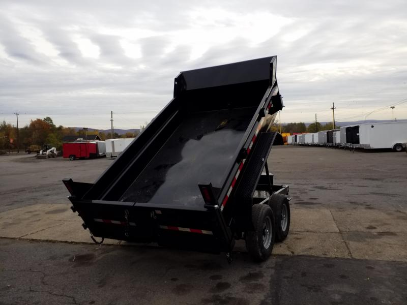2020 Sure-Trac 6X10 10K - RAMPS Dump Trailer
