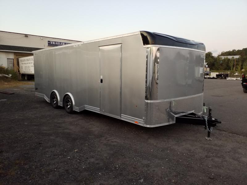 2019 Look Trailers LXT 8.5X24 10K ESCAPE DOOR Car / Racing Trailer