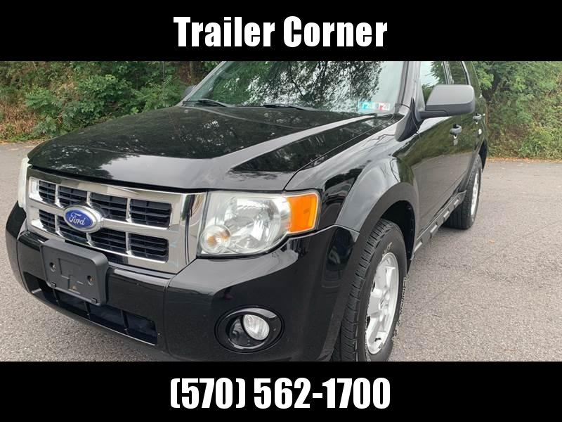 2010 Ford ESCAPE AWD XLT Truck