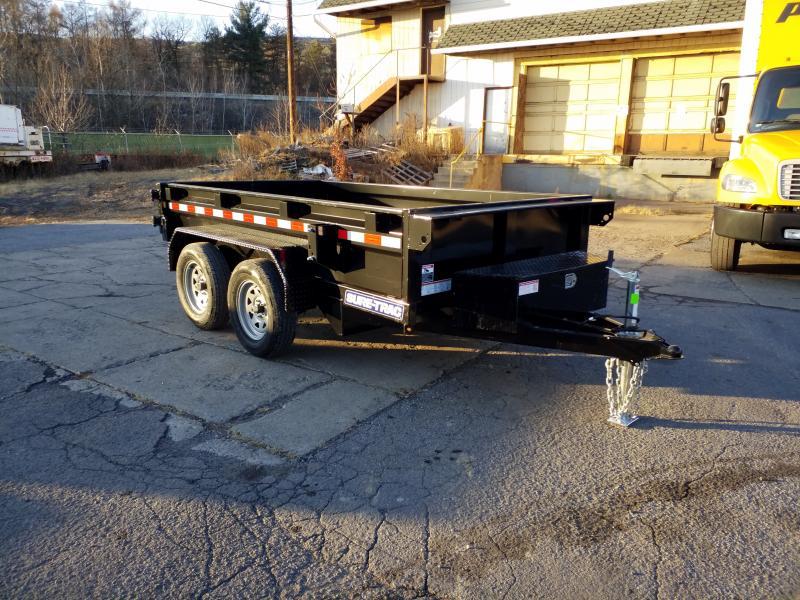 2019 Sure-Trac 5X10 7K Dump Trailer