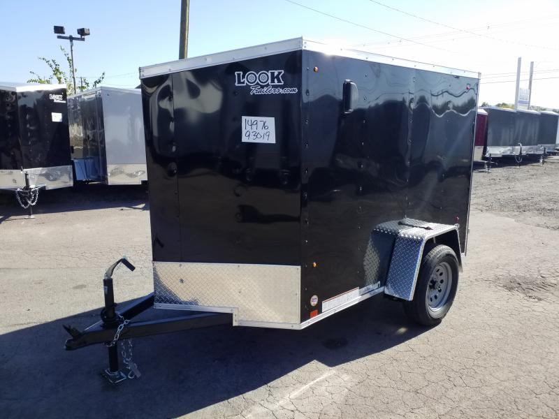 2020 Look Trailers STLC 5X8 DLX Enclosed Cargo Trailer