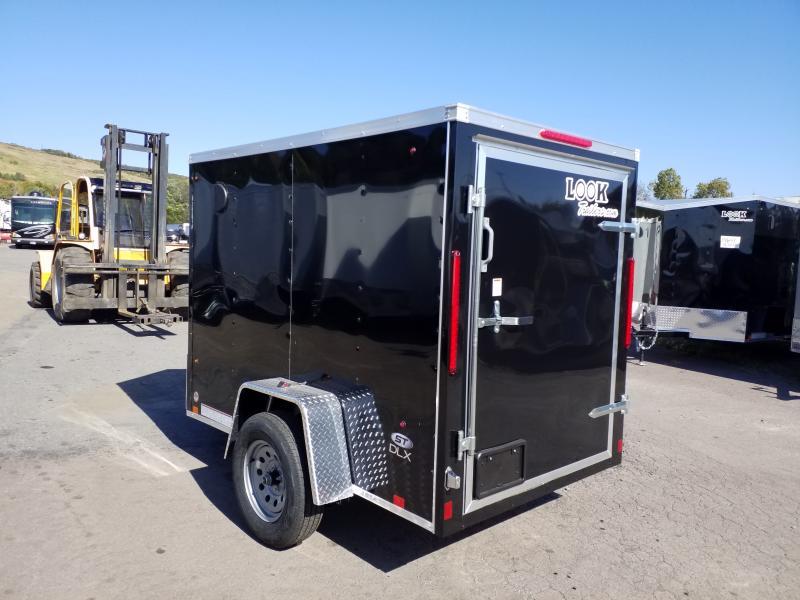2020 Look Trailers STLC 5X8 DLX Enclosed Cargo Trailer