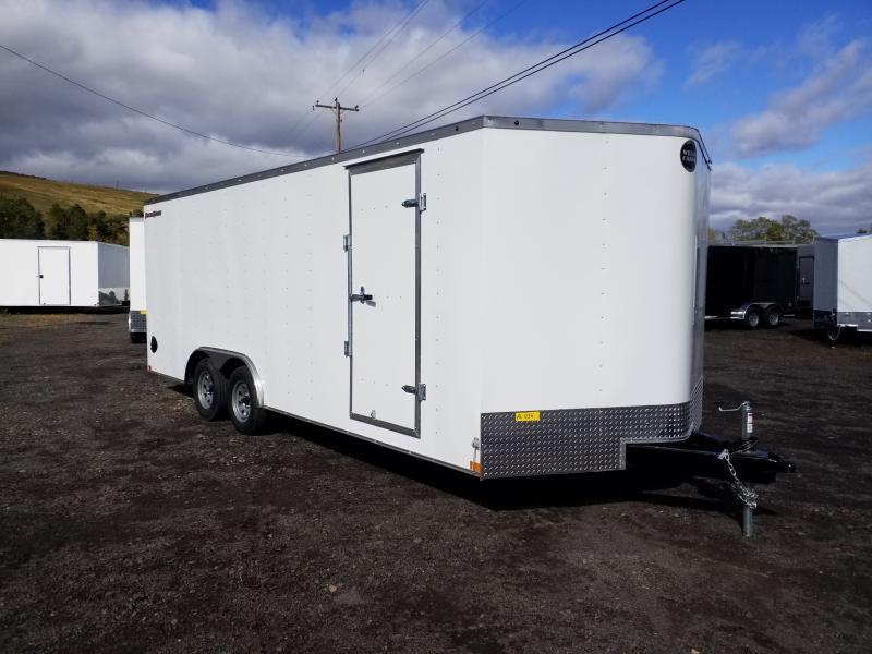 2020 Wells Cargo FT 8.5X20 7K Enclosed Cargo Trailer