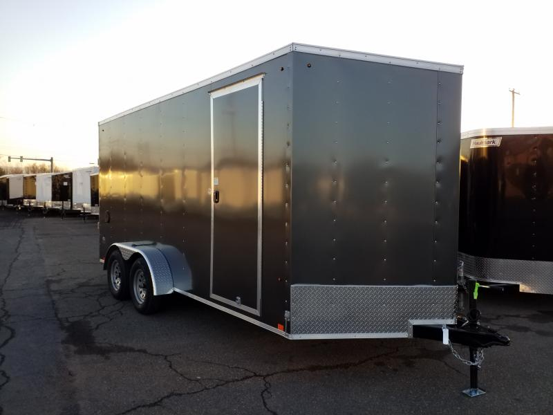 2021 Look Trailers STLC 7X16 UTV HEIGHT Enclosed Cargo Trailer