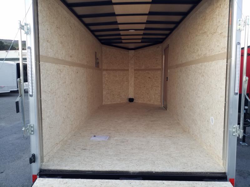 2020 Cargo Express XLW 7X16 UTV HEIGHT Enclosed Cargo Trailer