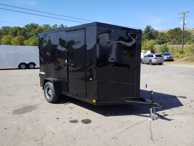 2020 Formula CONQUEST 6X10 BLACK OUT Enclosed Cargo Trailer