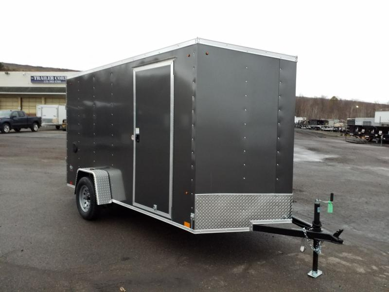 2020 Look Trailers STLC 6X12 EXTRA HEIGHT Enclosed Cargo Trailer