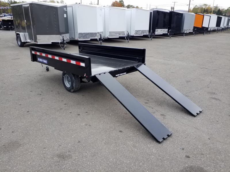 2020 Sure-Trac 4.5X8 HOME OWNER Dump Trailer