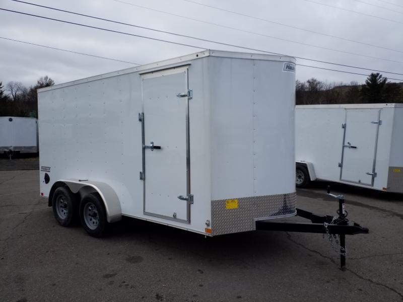 2020 Haulmark PPT 7X14 RAMP DOOR Enclosed Cargo Trailer