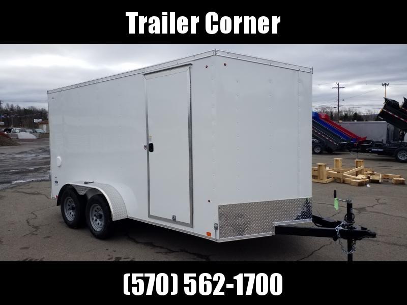 2021 Look Trailers STLC 7X14 EXTRA HEIGHT - BARN DOORS Enclosed Cargo Trailer