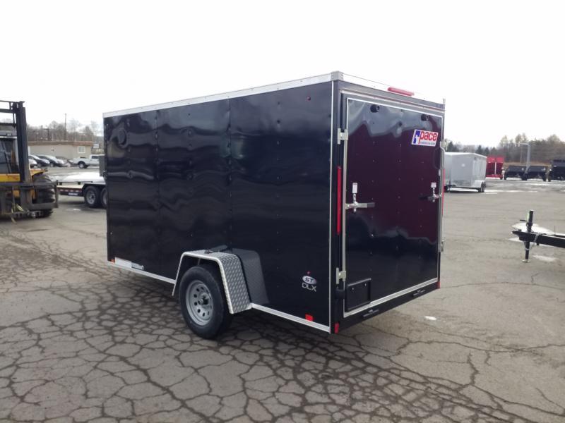 2021 Pace American STLC 6X12 RAMP DOOR 16'' FLOOR Enclosed Cargo Trailer