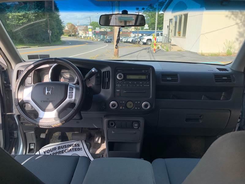 2008 Honda RIDGELINE CREW CAB Truck