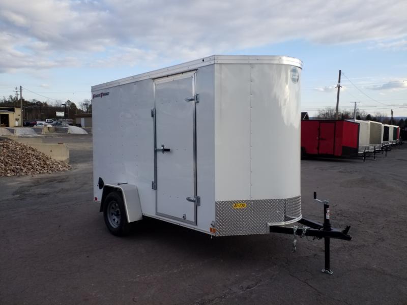 2020 Wells Cargo FT 6X10 RAMP DOOR Enclosed Cargo Trailer