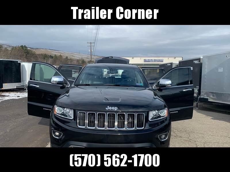 2014 Jeep GRAND CHEROKEE 4X4 LIMITED SUV
