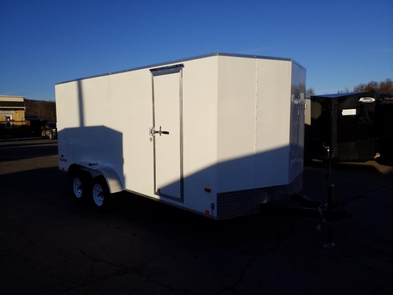 2020 Look Trailers EQUINOX 7X16 RAMP DOOR Enclosed Cargo Trailer