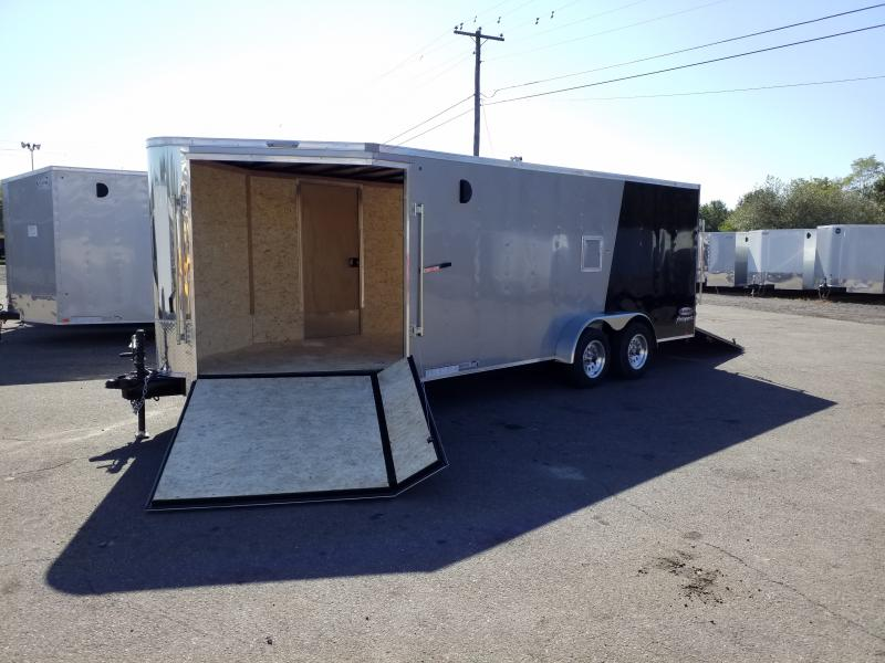 2020 Look Trailers EPFT 7X23 Snowmobile Trailer