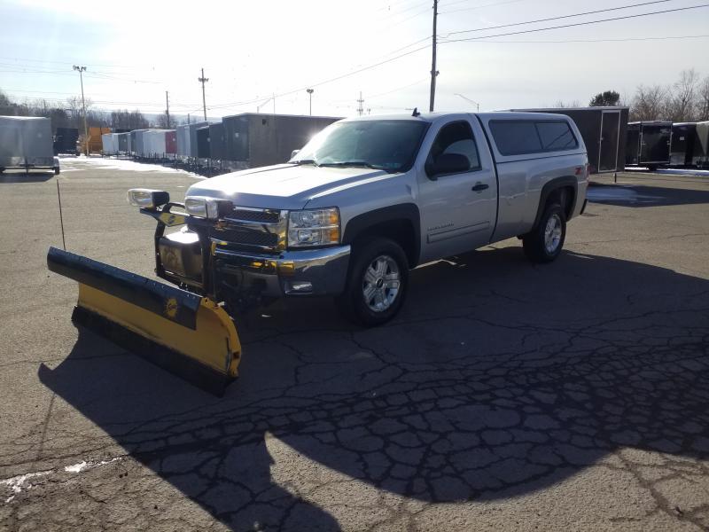 2012 Chevrolet SILVERADO 1500 Truck