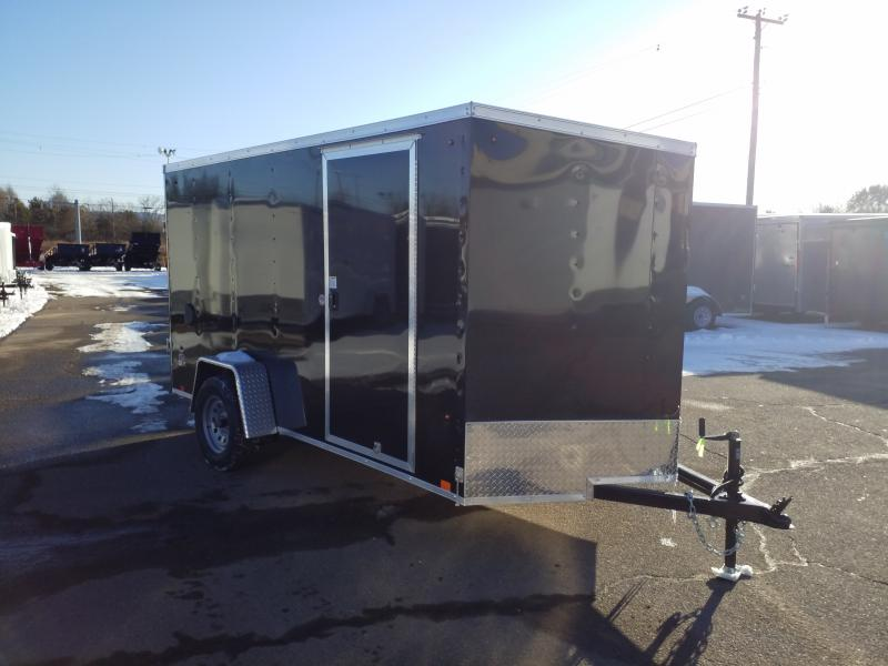 2021 Look Trailers STLC 6X12 16OC CROSSMEMBERS Enclosed Cargo Trailer