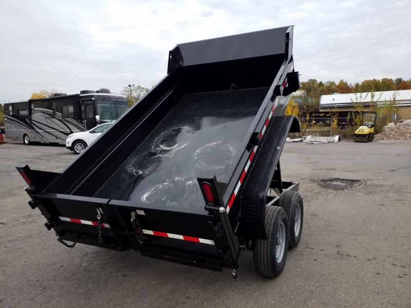 2020 Sure-Trac 6X10 10K - RAMPS Dump Trailer