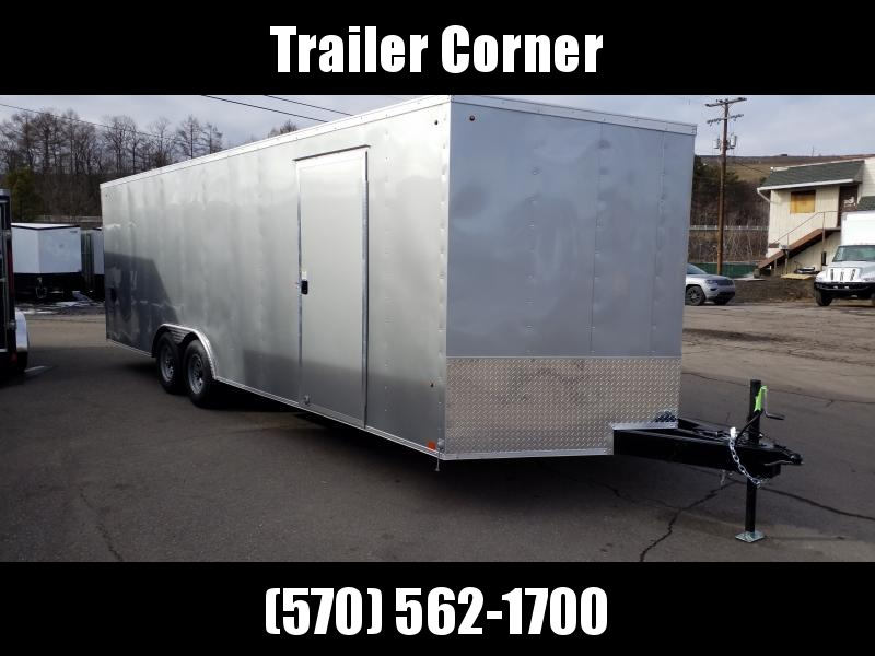 2020 Look Trailers ST 8.5X24 10K DLX Car / Racing Trailer