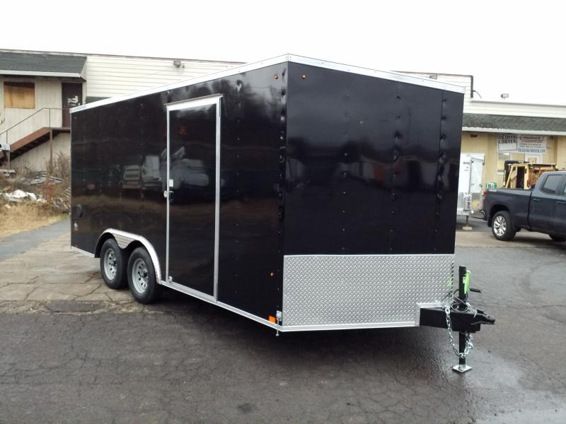 2020 Look Trailers ST 8.5X16 7K DLX Car / Racing Trailer
