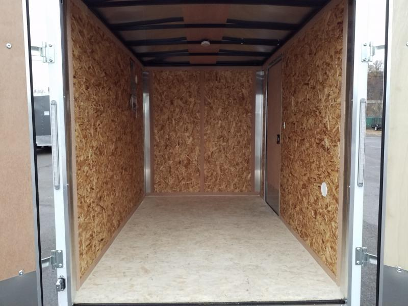 2020 Look Trailers STLC 6X10 FLAT FRONT Enclosed Cargo Trailer
