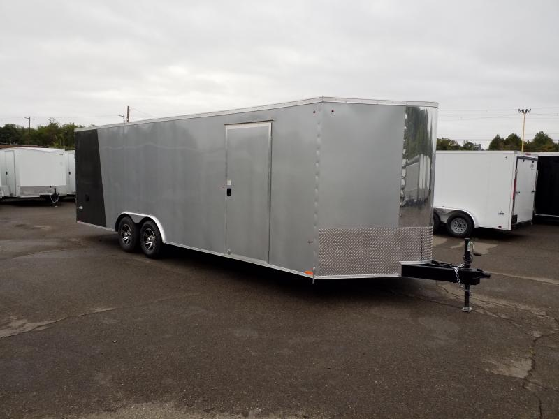 2020 Look Trailers VWLF 8.5X24 10K ESCAPE DOOR Car / Racing Trailer