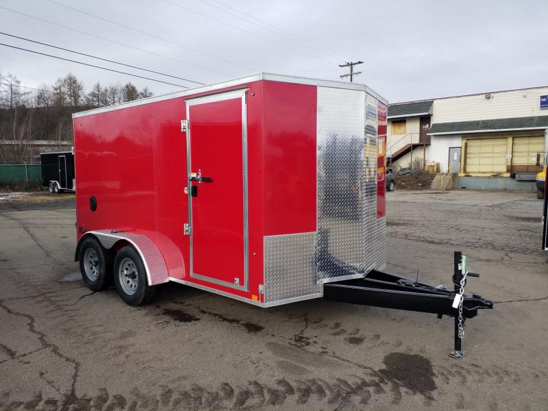 2020 Cargo Express XLW 7X12 BIKE HAULER Enclosed Cargo Trailer